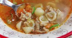 Soup, Ethnic Recipes, Design, Recipies, Soups
