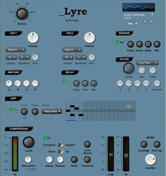 Lyre - free VST/standalone polyphonic synthesizer for Windows http://www.vstplanet.com/News/2016/ilir-lluka-releases-lyre-free-vst-polyphonic-synthesizer.htm
