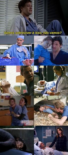 Death and sadness moments. Grey's Anatomy, Derek Shepherd, Grey Quotes, Grey Anatomy Quotes, Cristina Yang, Greys Anatomy George, Anatomy Images, Owen Hunt, Inspirational Quotes