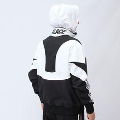Adidas x Palace Heavy Half Zip Jacket. brand new . size M. #adidas #FlightBomber #palaceskateboards