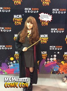 I love MCM Ireland Comic Con because meet people with the same interests #ComicCon #Ireland #Pixe