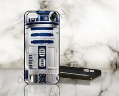 Star Wars R2D2 - Print on Hard Cover - iPhone 5 Case - iPhone 4 / 4s Case - Samsung Galaxy S3 case - Samsung Galaxy S4 case