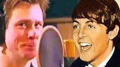 """Comedian Jim Carrey's Whacky And Quirky Take On The Beatles """"I Am The Walrus"""" Is Everything!"""
