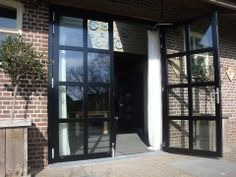 NEDER-OUDLAND LOGIES: Entrance | 2 separate fully furnished apartments + bfast €90/night/2 persons | Groene Hart Logies, Ijsselstein (UT)