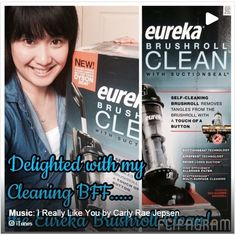 Stylish+Geek's latest Blogfomercial - Have you met my Cleaning BFF? Read all about it at Stylish+Geek: http://stylishgeekblog.com/home/2015/05/eureka-brush-roll/ How about you? What is your cleaning BFF? ‪#‎CleaningUntangled‬ ‪#‎ad‬ ‪#‎EurekaPower‬  http://flipagram.com/f/VoQRs6ffnf