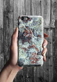 Marble iPhone 6/6S 6 Plus Case 4S5S Galaxy Cover. by TrumpCases