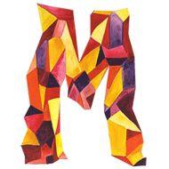 "The letter ""M""eryem"