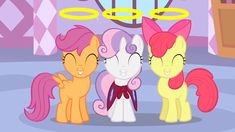 Cutie Mark Crusaders - My Little Pony Friendship is Magic Wiki