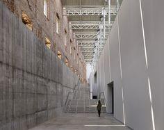 DAOIZ Y VELARDE CULTURAL CENTRE   Rafael de la-Hoz Arquitectos; Photo: Alfonso Quiroga   Archinect