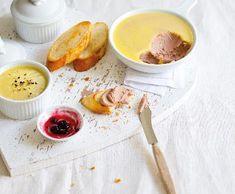 Paštika z kuřecích jater | Recepty Albert Yummy Food, Tasty, Handmade Christmas Gifts, Ciabatta, Panna Cotta, Food And Drink, Lunch, Homemade, Meals