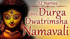 Durga Dwatrimsha Namavali Stotra | Durga Stotra | 32 Names of Durga| Nav...