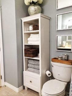 Guest Bathroom Makeover | Ana White