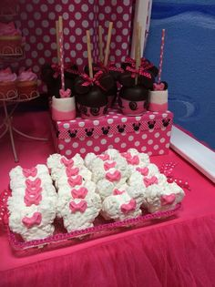 Minnie Mouse Birthday Party Ideas | Photo 4 of 13 | Catch My Party