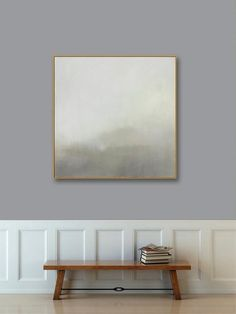 Large Wall Art, Large Abstract Art, Abstract Landscape Painting Large Canvas Print, Large Canvas Abstract Art, Oversized Art Grey Interiors by jgouveiaHOME Canvas Painting Landscape, Abstract Canvas Art, Landscape Art, Painting Canvas, Large Framed Wall Art, Frames On Wall, Framed Canvas Prints, Canvas Frame, Affordable Wall Art