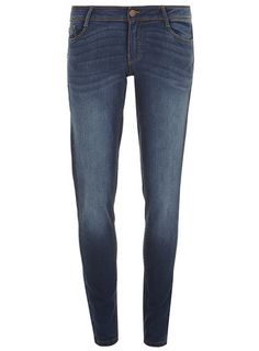 These super-skinny Bailey jeans in a mid-wash denim feature an ultra-stretch fabric for a comfortable, flattering fit.<br /><br /> Model is cm) and wears a size Super Skinny Jeans, Jeans For Sale, Jean Outfits, Stretch Fabric, Denim, Model, Cotton, Pants, How To Wear