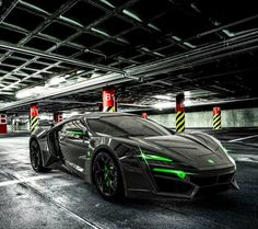 Lycan hypersport