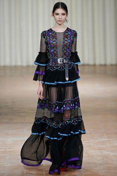 Alberta Ferretti   Ready-to-Wear Spring 2017   Look 16