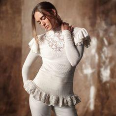 ralph lauren crochet sweater