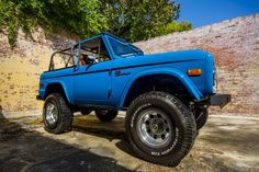 Chevy Diesel Trucks, Old Ford Trucks, Chevrolet Trucks, Chevrolet Impala, 1957 Chevrolet, 4x4 Trucks, Lifted Trucks, Ford Bronco Lifted, Ford Bronco For Sale