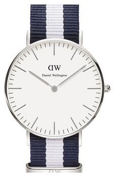 Daniel Wellington  Classic Glasgow  NATO Strap Watch fb0624951c8f