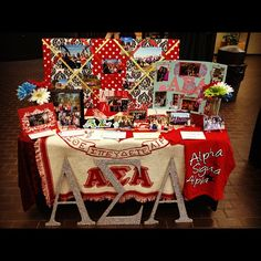 Wow Recruitment Table!