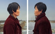 Photo Series #6: Identical Twins by Gao Ronggu