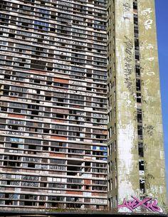 Sao Paulo Pixação by LoisInWonderland, via Flickr