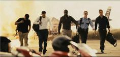 He is the classiest gentleman to ever walk away slowly from an explosion. | 17 Reasons Why Idris Elba Is The James Bond You Want And Need
