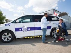 New cab company offering 24/7 service in Calgary for passengers with special needs