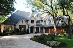 Northport Drive residence, Dallas. Rosewood Custom Builders.