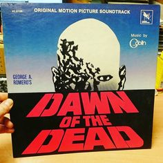 Dope USA original copy of the Dawn Of The Dead OST  #OST #horror #film #dawnofthedead #lp #vinyl #record #records #music #nowspinning #vinyligclub #vinylcollection #recordcollection #vinyljunkie #vinylporn #nowplaying #vinylcollector #vinylcommunity #vinylrecords #recordcollector #vinylrecord #vinylcollective #recordstore #vinyljunkies #vinyloftheday #instavinyl #lp by mpclok