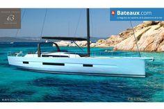Exclusif : Indiscrétion, Dufour se lance dans la production de voilier de plus de 60 pieds