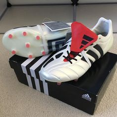 Predator Football Boots, Soccer Boots, Football Shoes, Football Soccer, Adidas Cleats, Soccer Cleats, Adidas Predator, Football Is Life, The Originals