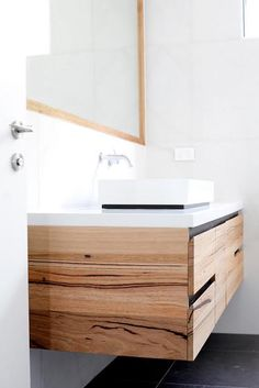 By Alison Collins The bathroom is traditionally the most stark space in any home filled with materials such as tiles, glass, mirror, ceramics and polished concrete. Adding timber to the space,…