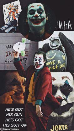 Joker Iphone Wallpaper, Wallpaper Animes, Joker Wallpapers, Cute Wallpapers, Joker Images, Joker Pics, Joker Art, Joker Batman, Joker Poster