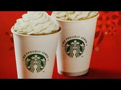 How to Make a Starbucks Vanilla Bean Frappuccino - YouTube