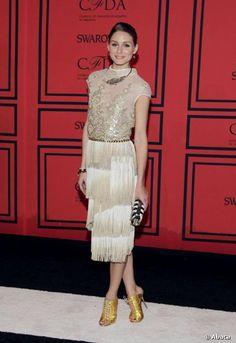 Olivia Palermo bei den CDFA Fashion Awards 2013 in New York City am 3. Juni.