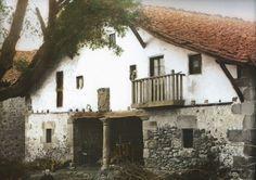Caserío Bizkarra (Ajanguiz - Vizcaya)