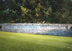 Penn State Campus Entry  Available at The Family Clothesline & www.pennstateclothes.com