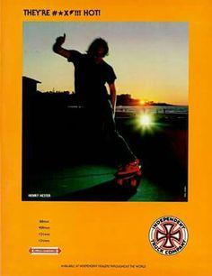 Independent ad Skate Photos, Skateboard Decks, Old School, Truck, Ads, Movies, Movie Posters, Skateboards, Skate Board