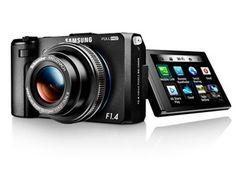 Check out Samsung's MV900F & EX2F SMART Cameras...