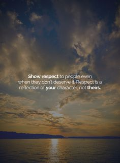 Want to know how to show respect? It mostly boils down to these 6 things. Plus, learn why showing respect is so important in life. Motivational Quotes For Success, Meaningful Quotes, Great Quotes, Positive Quotes, Inspirational Quotes, Strong Quotes, Respect Quotes, Wisdom Quotes, True Quotes