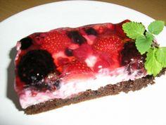 Brownies – ľahký letný koláčik (fotorecept) - obrázok 9