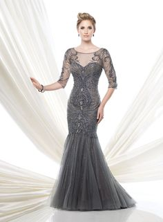 Mothers of the Bride and Groom Wedding Dress Gallery