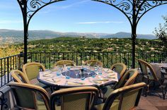 One of the best dinners ever - L'amandiere in Mougins France