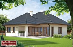 Modern Villa Design, Wood Architecture, Roof Window, House Roof, Design Case, Home Fashion, Bungalow, Home Goods, House Plans
