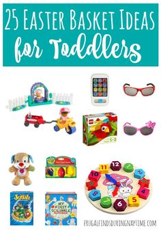 32 cute christian easter gifts for toddlers easter baskets and easter 25 easter basket ideas for toddlers negle Gallery