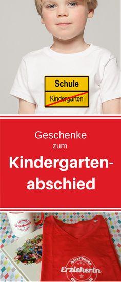 Geschenke zum Abschied aus dem Kindergarten für Erzieherinnen und Kinder Abschiedsgeschenke zum Selbstgestalten und Basteln!