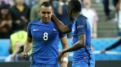 Euro 2016 Match Report: France 2  1 Romania Payet Saves Frances Opening Day Blushes