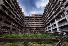 In the Picture: Abandoned Hashima Island by Chris Luckhardt >> TotallyCoolPix